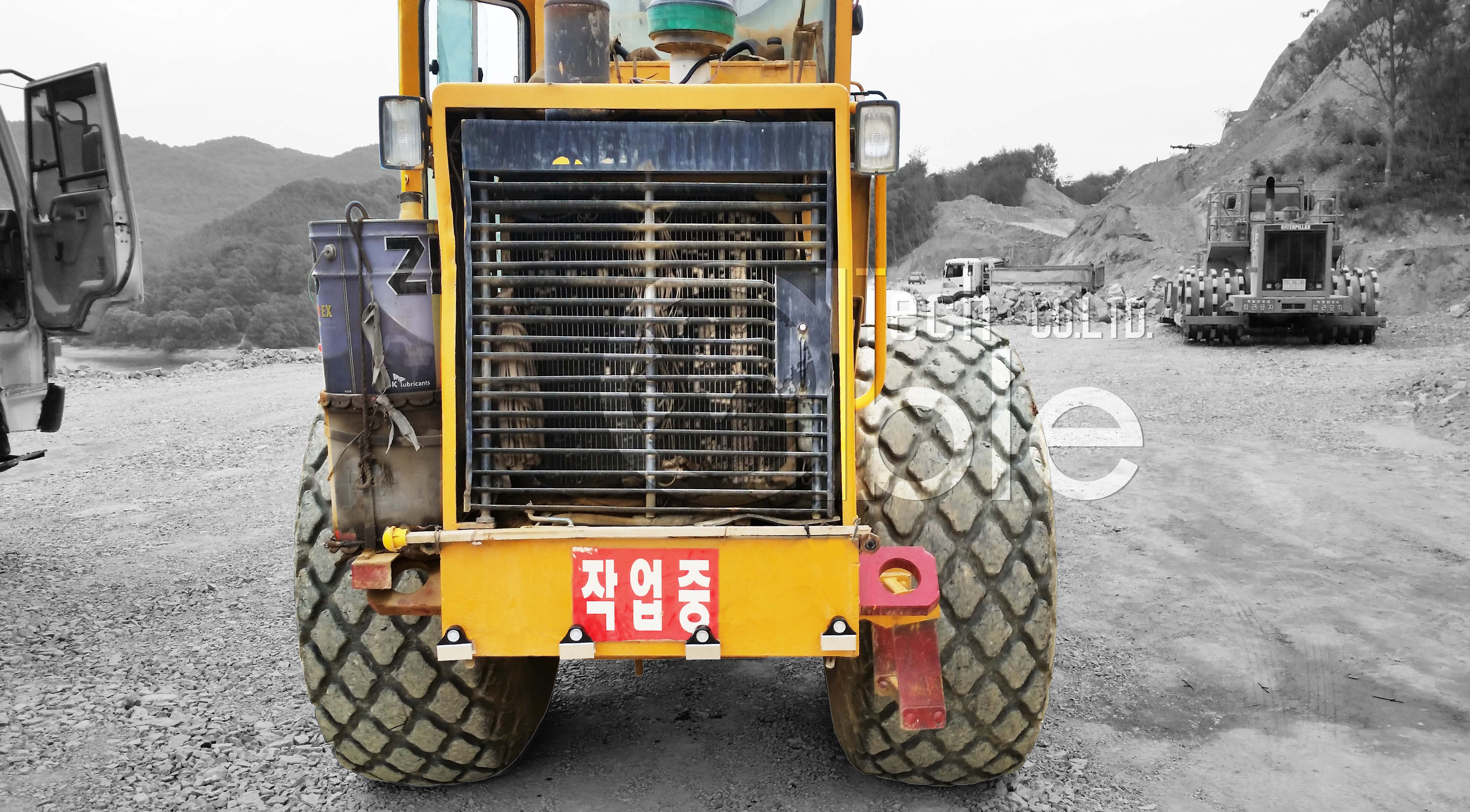 A Case Study on the Installation of Rear Sensors for the Heavy Machinery of a Fork Lift Fork